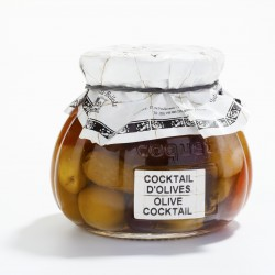 Cocktail d'Olives 240gr Bellota