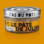 Le pâté de Julien au Sarrasin Mer terroir tradition 130g