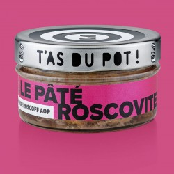 Le pâté Roscovite T'as du Pot 130g