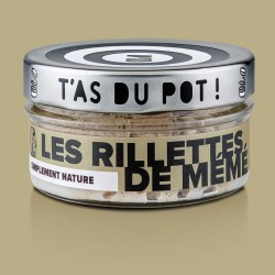 Rillettes de Mémé T'as du Pot 110g