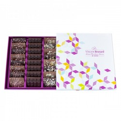 Coffret Mini-Tablettes L'Art de la Cabosse