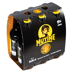 Pack 6X25 CL Mutine blonde