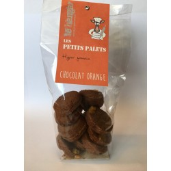 Palets Breton Chocolat orange le Hangar